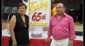 "Surprise 65th Birthday Party for Arsenia ""Baby"" Roldan"