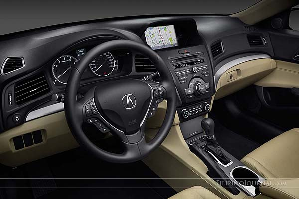 2013 Acura ILX: Not just a pretty face