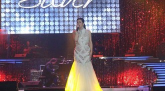 Regine Velasquez opens the year with a big bang