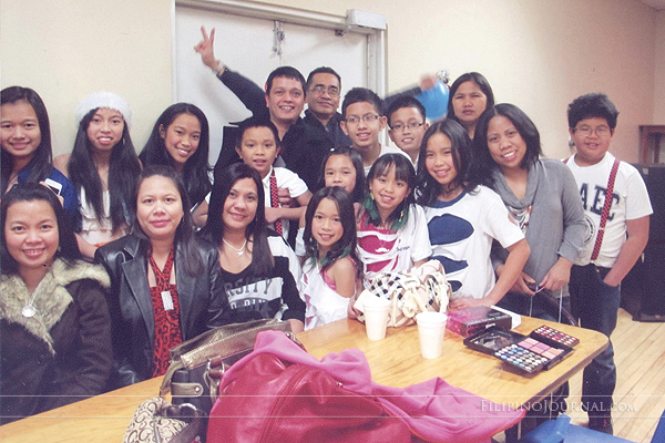 Filipinos In Brandon Celebrate A True Family Christmas Party