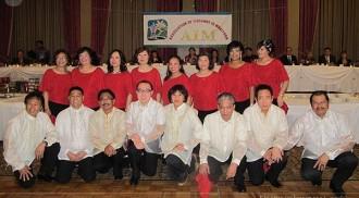 Association of Ilocano of Manitoba (AIM) celebrates Christmas with elan