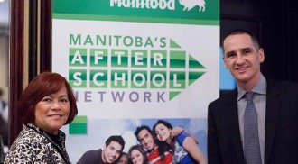 Kevin Chief Manitoba's After school Network