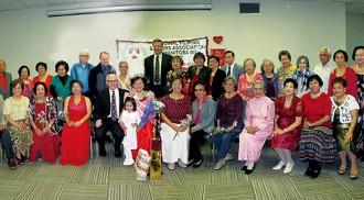 Hilaria Calo: 2013 OFSAM Queen Valentine