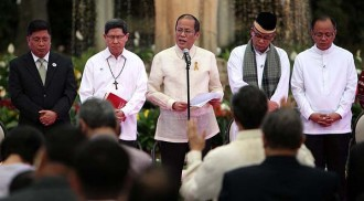 Aquino leads national interfaith assembly