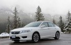 Honda Accord Hybrid Awarded Top Green Car for 2014