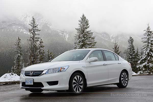 Honda Accord Hybrid Awarded Top Green Car for 2014