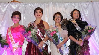 Mrs. Philippines Manitoba 2014 candidates extol the virtues of charity
