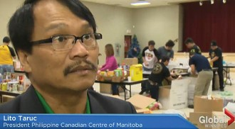 Philippine-Canadian Centre of Manitoba dropped the ball on Typhoon Haiyan aid