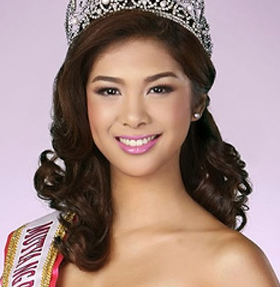 Cebuana beauty wins Miss Tourism International 2013