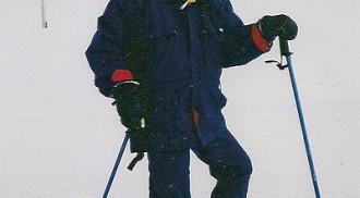 Asessippi, premier alpine ski resort of Manitoba