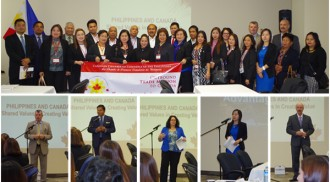 Ottawa Forum For Visiting Philippine Business Mission