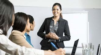 Presentation skills = Workplace success