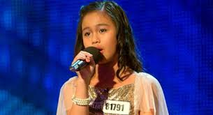 "11 Year Old Pinay Singer shines on ""Britain's Got Talent"""