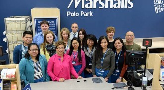 Marshalls opens at Polo Park