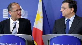 Aquino seeks EU support in resolving South China Sea dispute