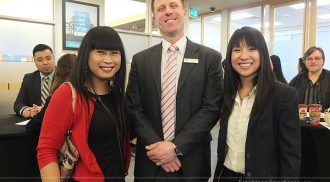Spring Networking at Canadian Western Bank