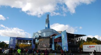 Canadian Museum for Human Rights Opening Weekend