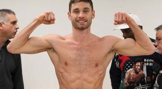 Trainer says Algieri already in top shape