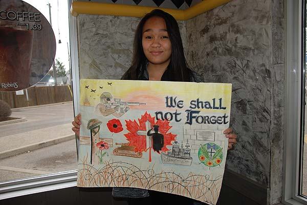 grade 7 remembrance day essays Youth remembrance contests fostering remembrance is a one essay and one poetry), the legion sponsors a trip to ottawa to attend the national remembrance day.