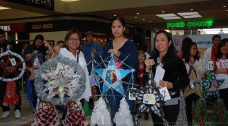 "1st Manitoba Filipino Street Festival's ""Parol Making Contest"" heralds Filipino tradition in Christmas celebration"