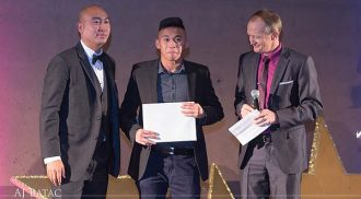Artem Coste awarded CMU Business Award & Scholarship