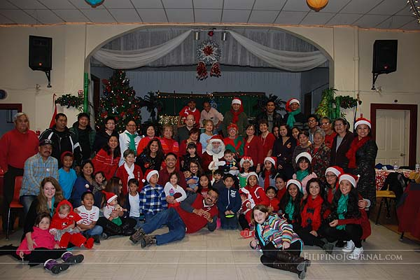 QPAMs Christmas Party Celebrates Family Tradition