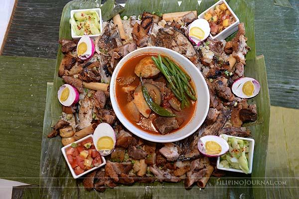 It S Not A Feast It S A Boodle Fight Filipino Journal