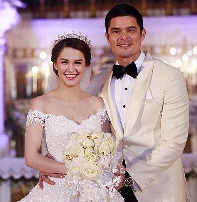Dingdong Dantes and Marian Rivera's Grand royal wedding