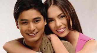 Coco Martin, Julia Montes not yet an item