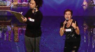 Grandma impresses 'Asia's Got Talent' judges