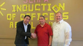 SEMFA Officers Induction