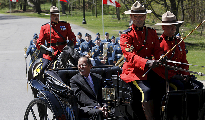 PNoy State visit to Canada