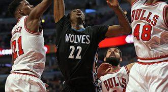 Chicago Bulls vs. Minnesota Timberwolves, MTS Centre – Saturday, October 10