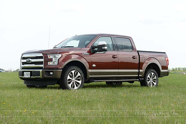 2015 Ford F 150 4x4 King Ranch Edition Filipino Journal