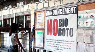 """TRO on """"No Bio, No Boto"""" lifted"""