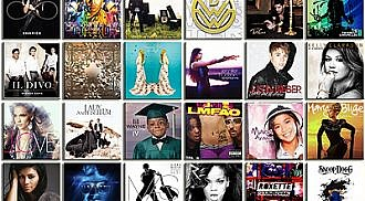 Year Ender in Music for 2011, part 3: Pop & Hip-hop