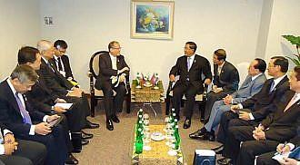 Aquino attends ASEAN Meeting in Cambodia