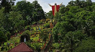 Lucban shrine set to welcome a million devotees this Holy Week