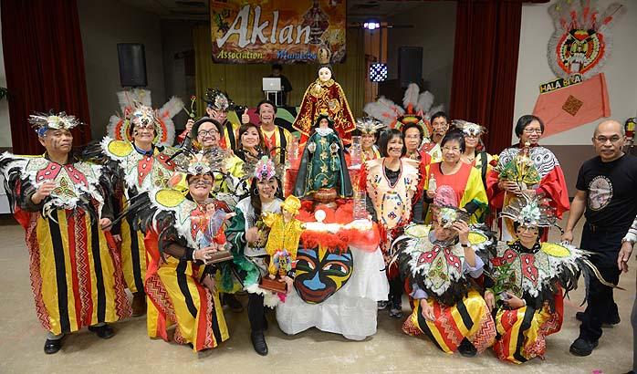 Ati-Atihan Festival Celebrations