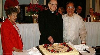 Father Emmett Retires
