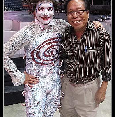 """Cirque du Soleil's """"Quidam"""" mesmerizes the Winnipeg audience."""