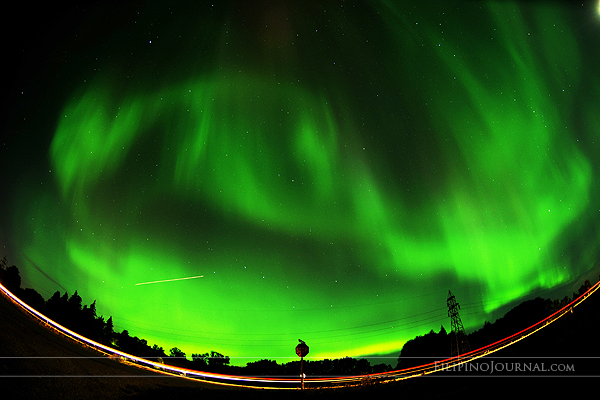 Northern Lights bring Manitoba skies to life!