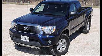 2012 Toyota Tacoma: