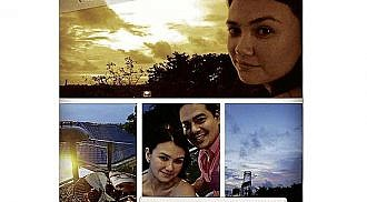Angelica's Perfect Sunday with John Lloyd