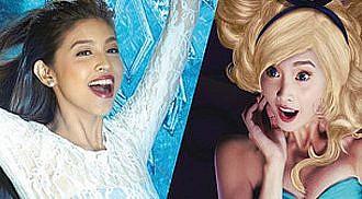 Disney calendar features Maine Mendoza, Alodia Gosiengfiao