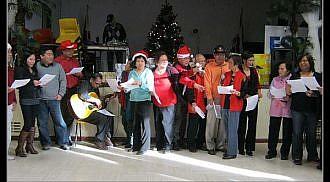 PGM Celebrates Christmas 2011.