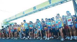 Global Pinoys adopt runners to help restore Pasig River