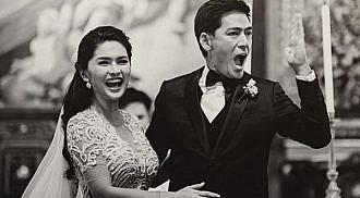 Vic's says Pauleen is now number 2 in his life