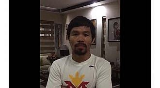 Manny Pacquiao criticized over anti-gay statement, loses deal with Nike