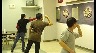 FCTPAM engages Filipino Darters for Dart Clinic